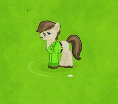Flashy Pony