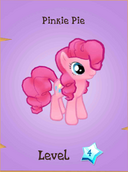 Pinkie Pie store locked