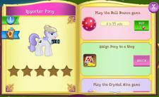 Reporter Pony Album