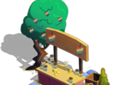 Zap Apple Stand