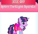 Retro Twilight Sparkle
