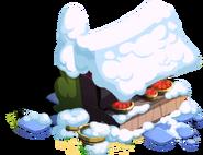 Apple Stand Snow SAA