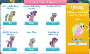 Friendship Scholars