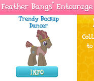 Trendy backup dancer collection