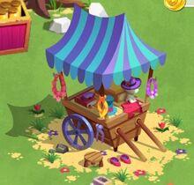 Kerfuffles cart