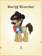 Sheriff Silverstar Inventory