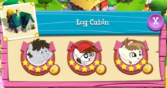 Log Cabin residents