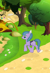 Housekeeper pony