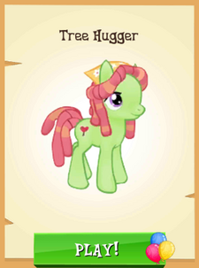 Tree Hugger unlocked