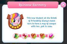 RainbowHarmony Info