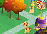 Sunset Shimmer Flash Sentry