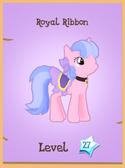 Royal Ribbon locked