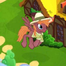 Cheerful Fan