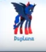 Dupluna Inventory