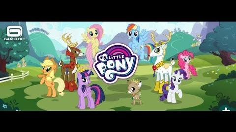 20 FREE GEMS - MARCH 2018 - My Little Pony Friendship is Magic - GAMELOFT - 20 Gemas Gratis - Marzo