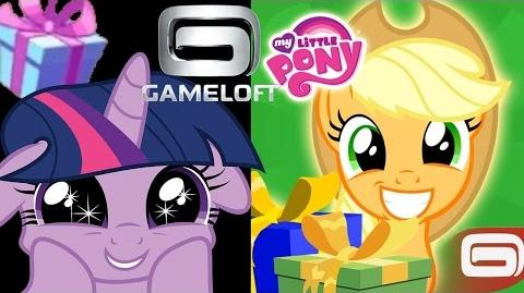 How to use Gift Codes? My Little Pony Friendship is Magic Gameloft MLP FiM