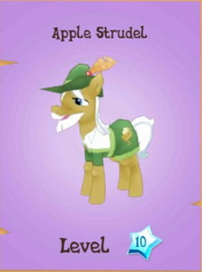 Apple Strudel Store Locked
