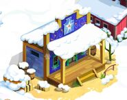 Sheriff Silverstars Jailhouse winter