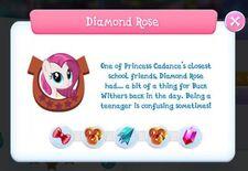 DiamondRose info