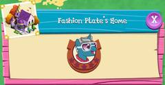 Fashion Plate's Home Resident Image