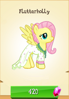 Flutterholly Store Unlocked