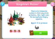 Klugetown bazaar profile