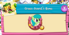 Green Jewel's Home residents