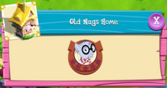 Old Nags Home residents