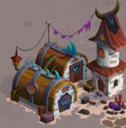 Storm creatures barracks fixed