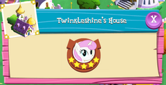 Twinkleshine's House residents
