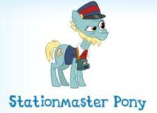 Stationmaster Pony Inventory