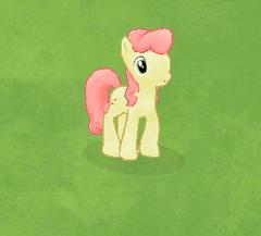 Gala Appleby Character Image