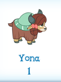 Yona inventory