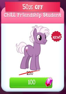Chill Friendship Student store