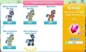 Equestrian Protectors