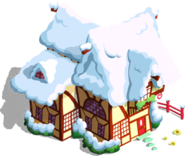 Cheese Sandwich's Party Pad Snow