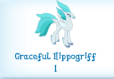 Graceful hippogriff inventory