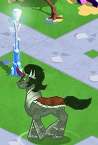 Kingsombra crystal