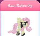 Mean Fluttershy