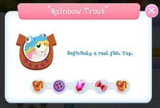 """Rainbow Trout"" info"