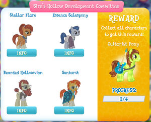 Sire's Hollow Development Committee