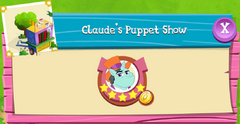 Claude's Puppet Show Resident Image