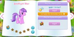 Amethyst star album