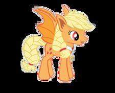 Appledrac Character