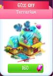 Terrarium discounted