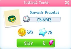 Festival tents item