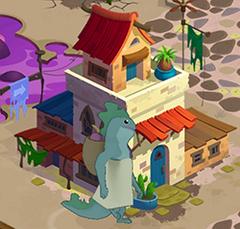 Shady abode