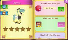Mercury Pony - Album