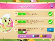 Apples in Bloom tasks