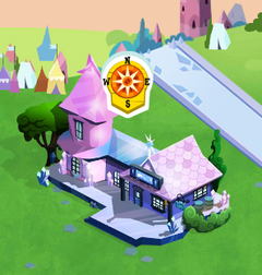 Train Station(Crystal Empire)